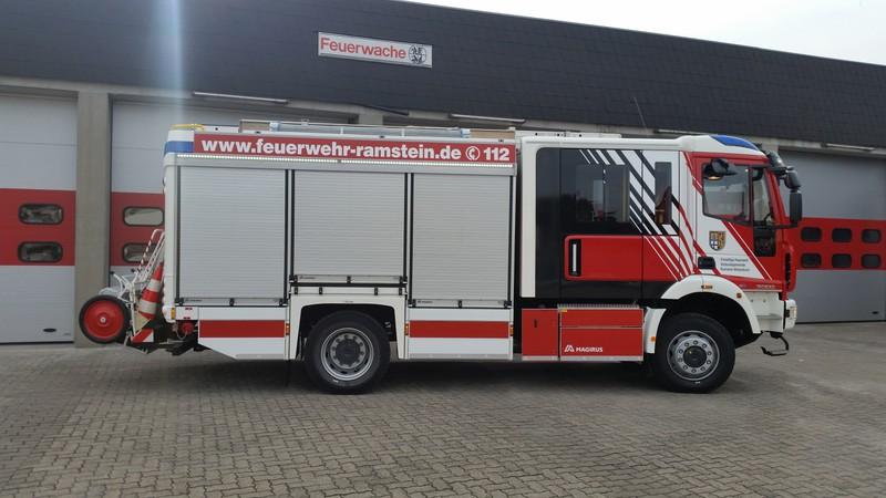 Florian Ramstein 1/46/1 – HLF 20 – Hilfeleistungslöschgruppenfahrzeug
