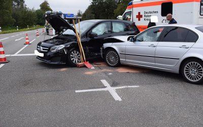 136 -18.09.2017 – Verkehrsunfall – L356