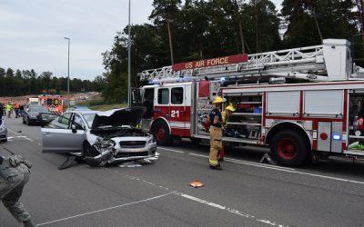 127 – 04.09.2017 – Verkehrsunfall – Ost Gate Ramstein