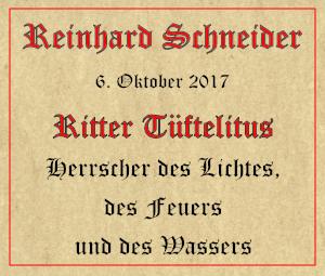 Reinhard Schneider