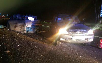 172 – 04.12.2017 – Verkehrsunfall – Aotobahn A 62