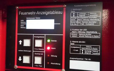 022 – 23.01.2018 – Brandmeldealarm – Industriegebiet Ramstein