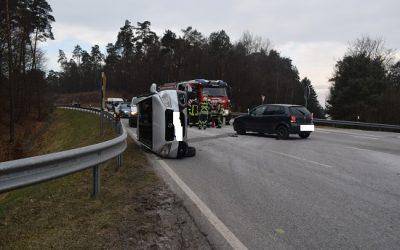 038 – 02.03.2018 -Verkehrsunfall – L 356