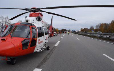 262 – 10.11.12018 – Verkehrsunfall – A6