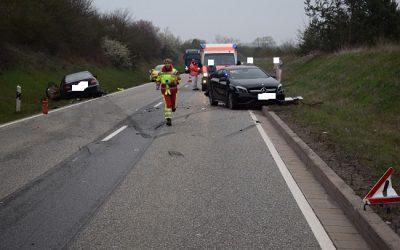 066 – 08.04.2019 – Verkehrsunfall – L369