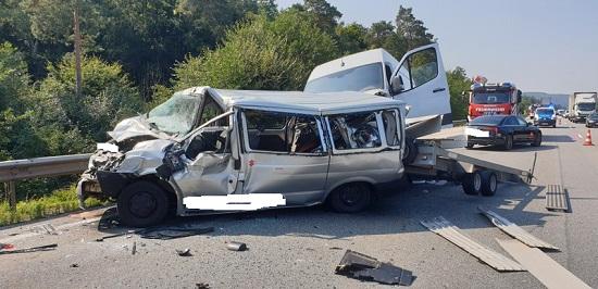 237 – 27.08.2019 -Verkehrsunfall – A6