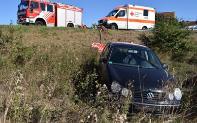 250 – 21.09.2019 – Verkehrsunfall – K4 Katzenbach