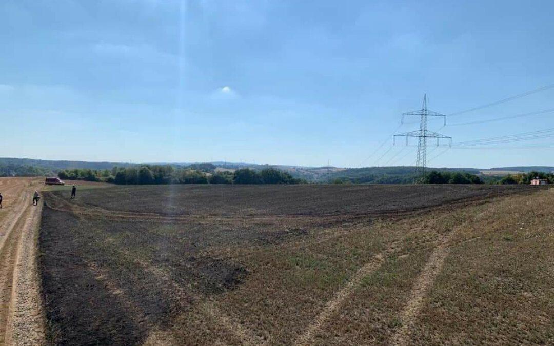 127 – 07.08.2020 – Flächenbrand – Elschbach